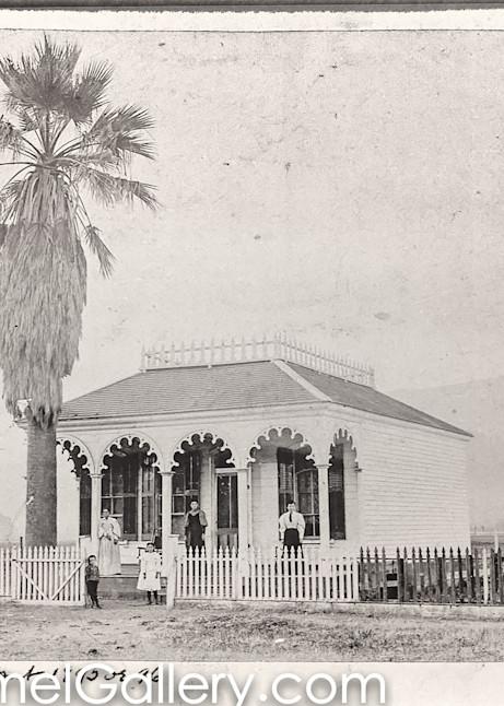 Brannan Cottage 1895