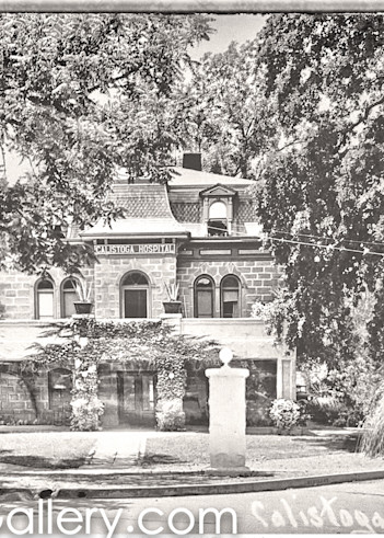 Calistoga Hospital 1927