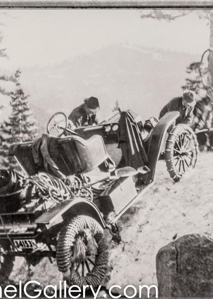 Donner Summit June 1911