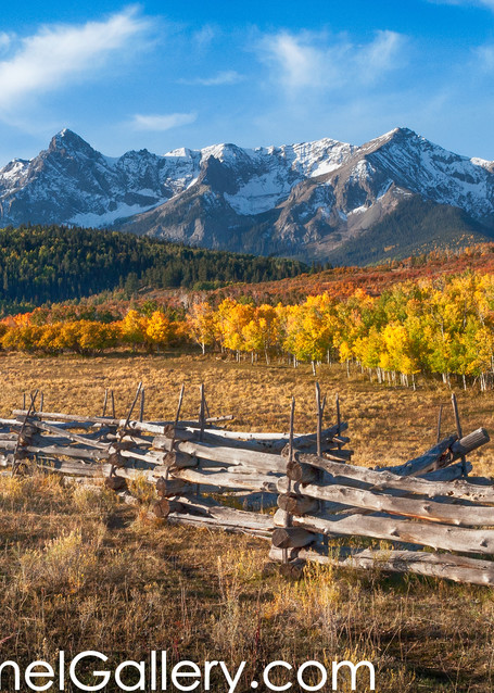 Autumn Rocky Mountains