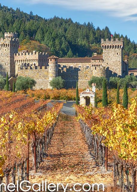 Autumn at the Castle