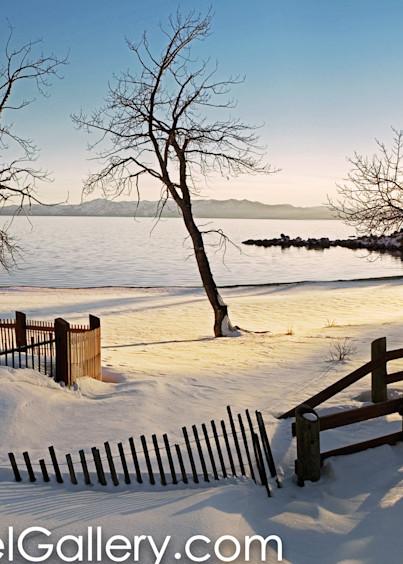 Sunlight and Shadows, Sand Harbor