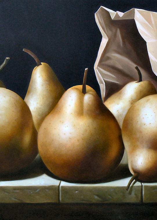 Who Let the Pears Out