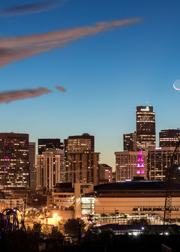 Denver Sunrise Iii Photography Art | Jon Blake Photography