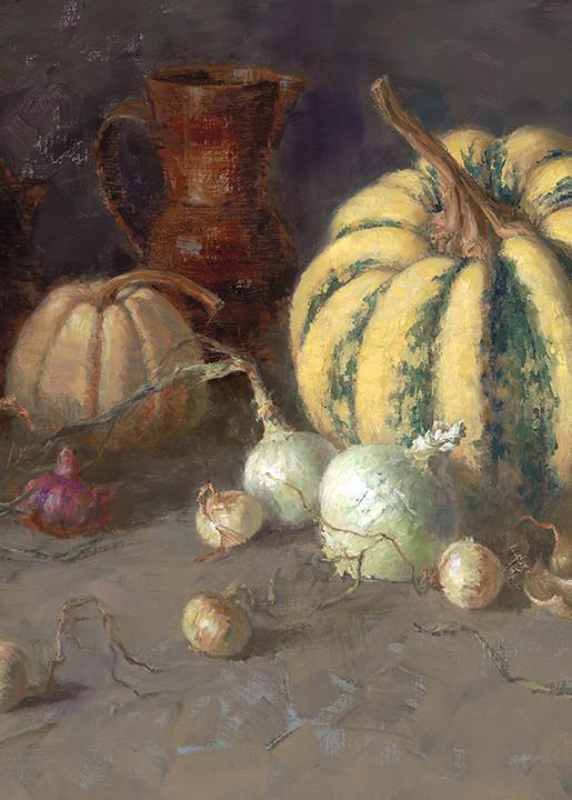 The Strange And Wonderful Pumpkin, Joe Anna Arnett
