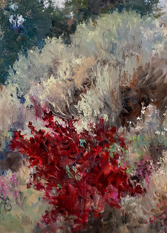 Chamisa Patterns, Joe Anna Arnett