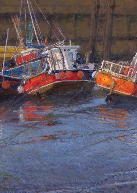 No Tide Waits, Joe Anna Arnett