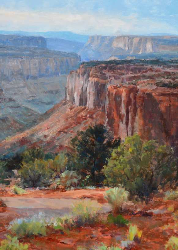Southwest canyon Utah Wallis