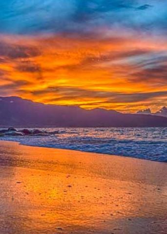 West Maui seranade