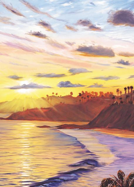 Laguna Village Sunset