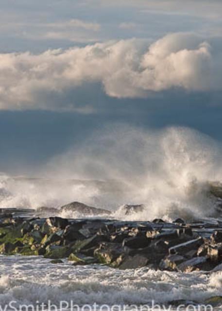 Storm over the Jetty fine arrt photograph