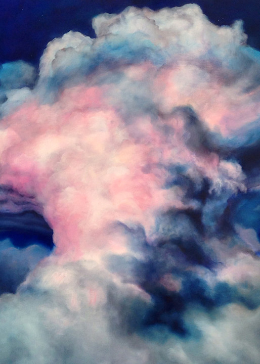 Cloud Nine fine art oil painting by Bottinelli