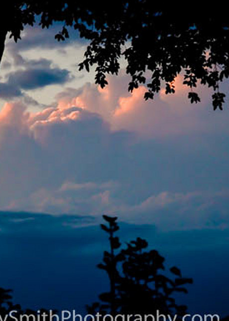 Sunset after the Storm fine art photograph