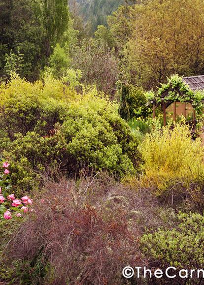 Hans Fahden Garden Art | The Carmel Gallery
