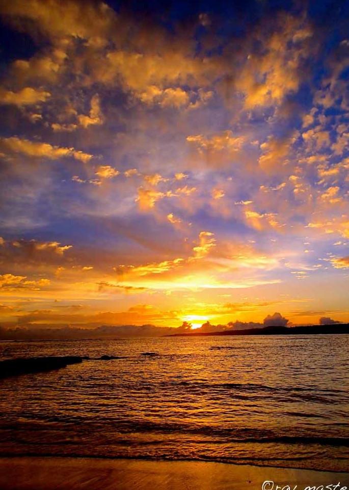 Morning Maui Style Art   Ray Masters Productions