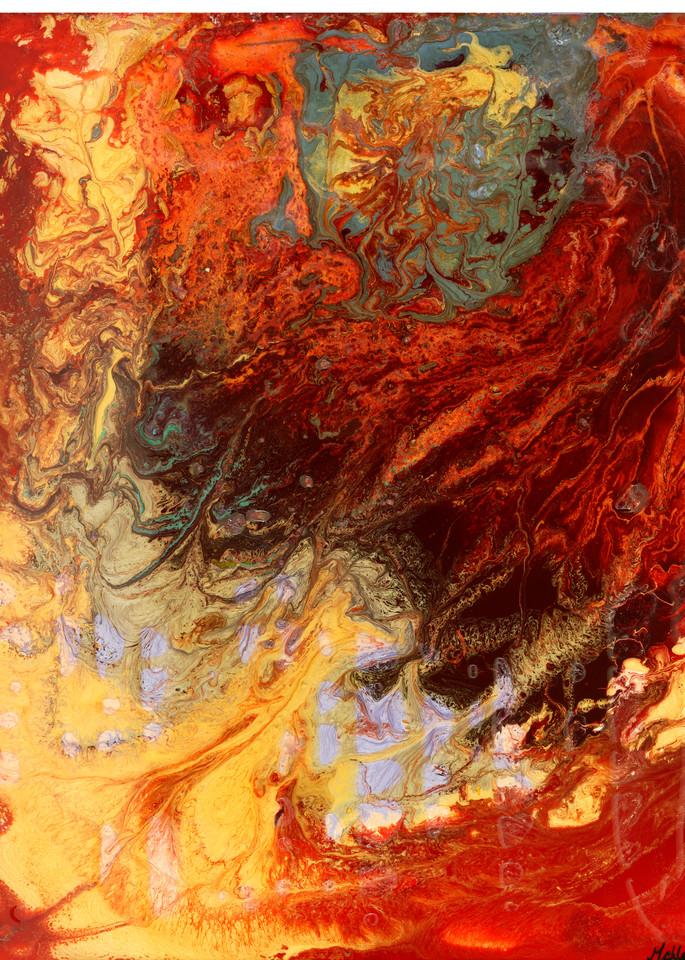 Elements II Abstract Original Art Prints