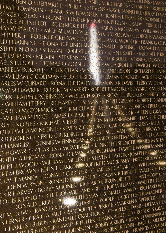 paid in full, Viet Nam Memorial, Washington Monument