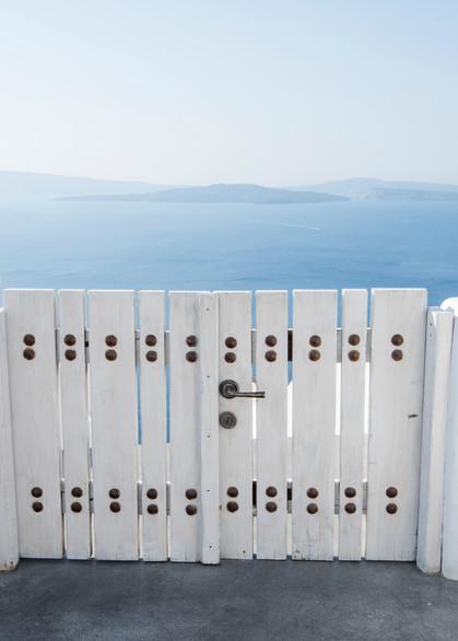 Andronis, Santorini Greece Fine Art Print by Brad Scott
