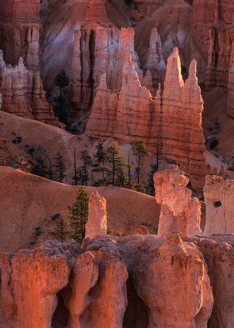 Bryce Canyon's Silent City/Fine art nature photography prints by Thomas Schoeller