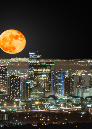 Marvelous Night For A Moon Dance Photography Art | Jon Blake Photography