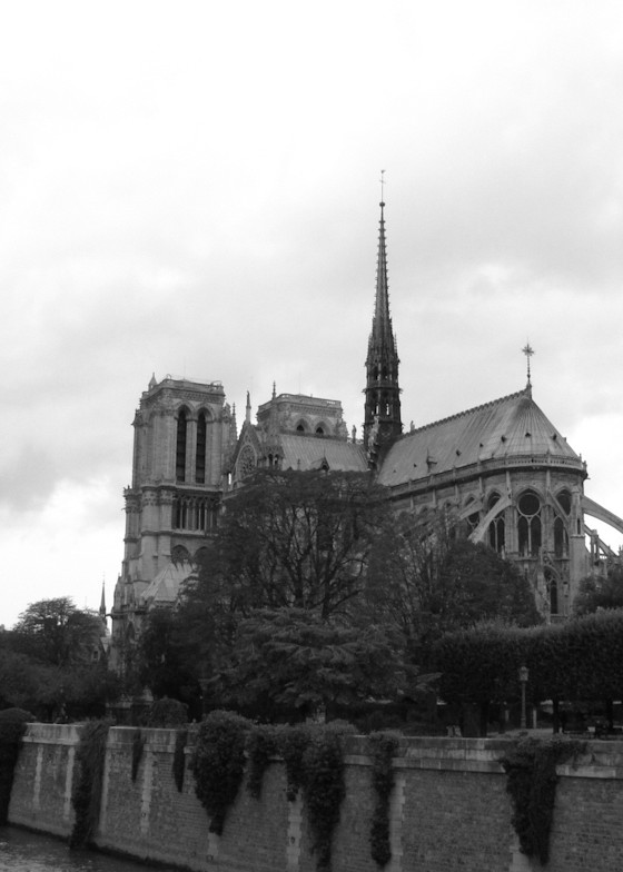 Notre Dame, #3 Photography Art | Photoissimo - Fine Art Photography