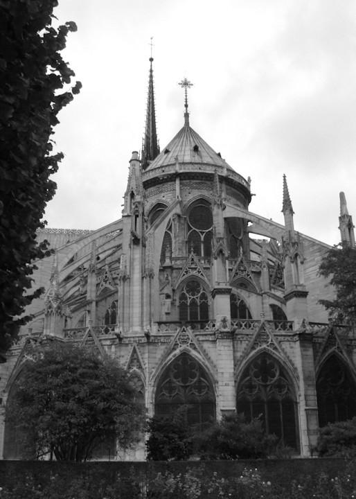 Notre Dame, #2 Photography Art | Photoissimo - Fine Art Photography