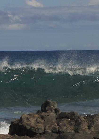 Hawaii Wave #1 Photography Art | Photoissimo - Fine Art Photography