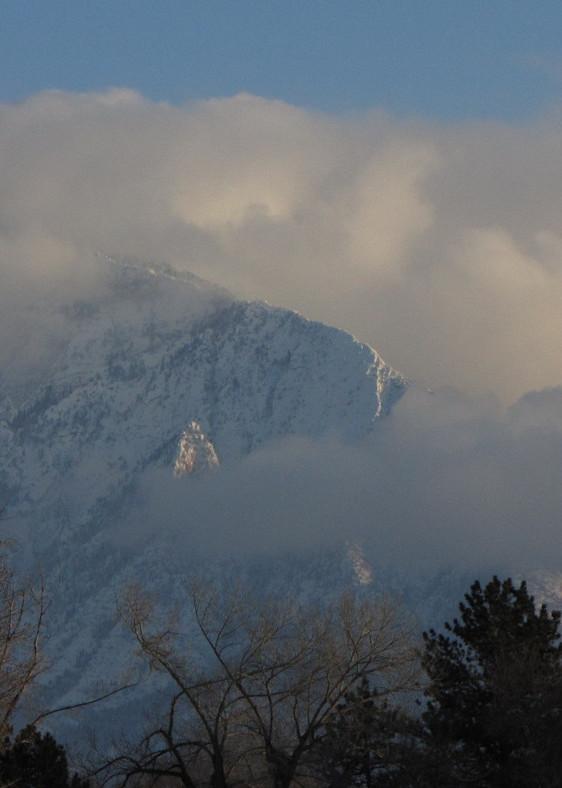 Purple Mountain's Majesty #2 Photography Art | Photoissimo - Fine Art Photography