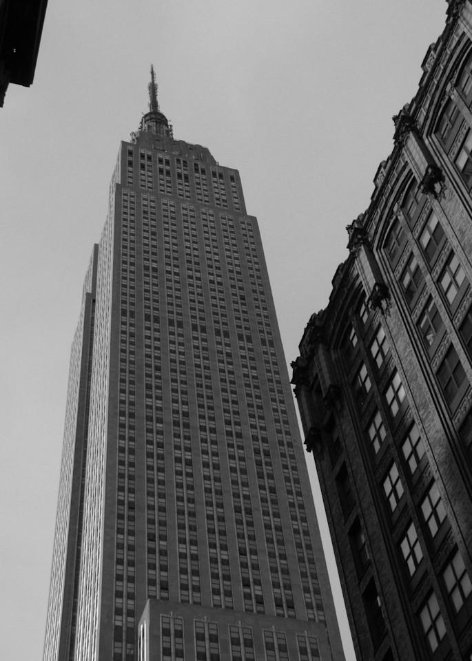Empire State Building, #1 Photography Art | Photoissimo - Fine Art Photography