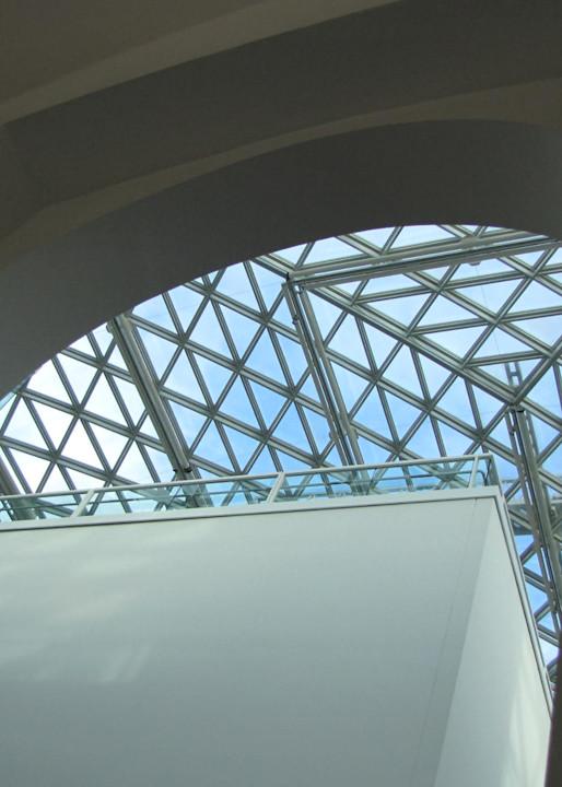 Museum Ceiling, Düsseldorf, Germany Photography Art | Photoissimo - Fine Art Photography
