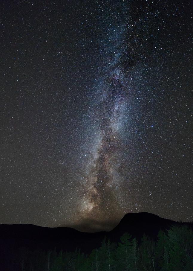 White Mountain Milky Way