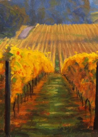 After The Harvest - Fine Art Prints
