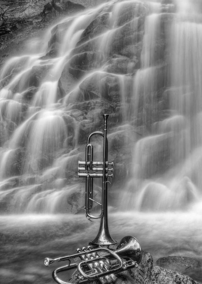 Trumpeters Opus No 1 Art | Instrumental Art