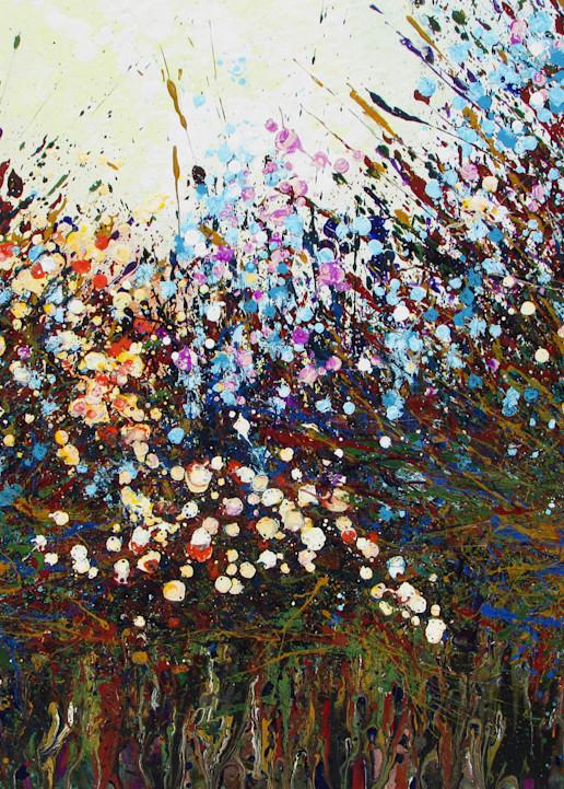 En Chuen Soo l Desert Wildflowers #9 l Fine Art Print