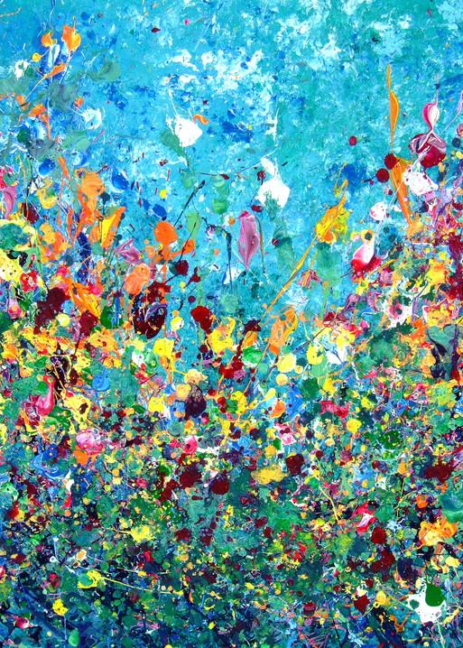 Wildflowers Art #2