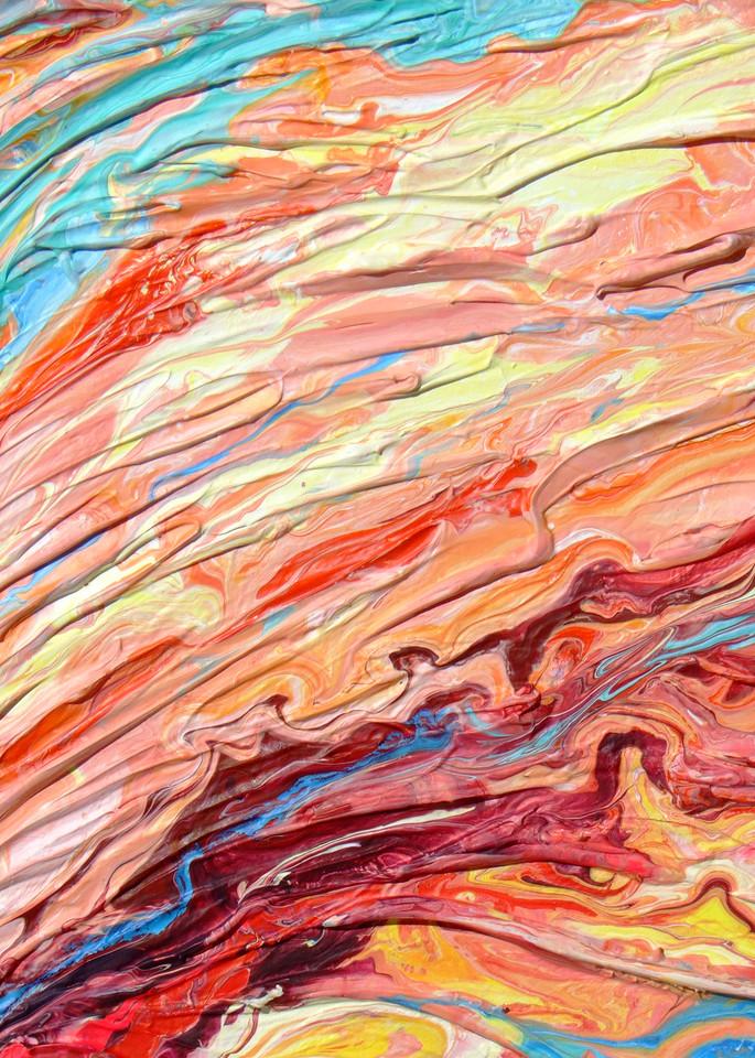 Abstract Rock Art - Strata #5