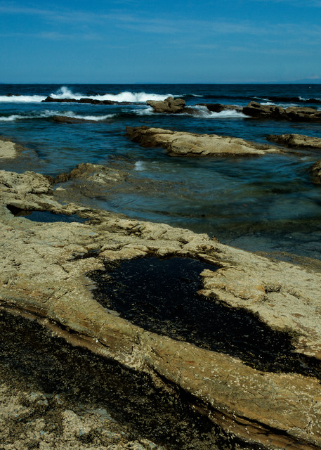 Fine Art Photographs of Experiencing the Shore of Punta Leona by Michael Pucciarelli