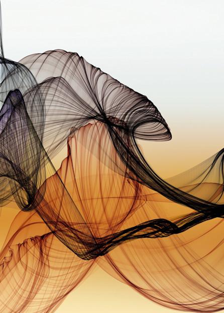 Orl 10307 The Invisible World Movement 20 Art | Irena Orlov Art