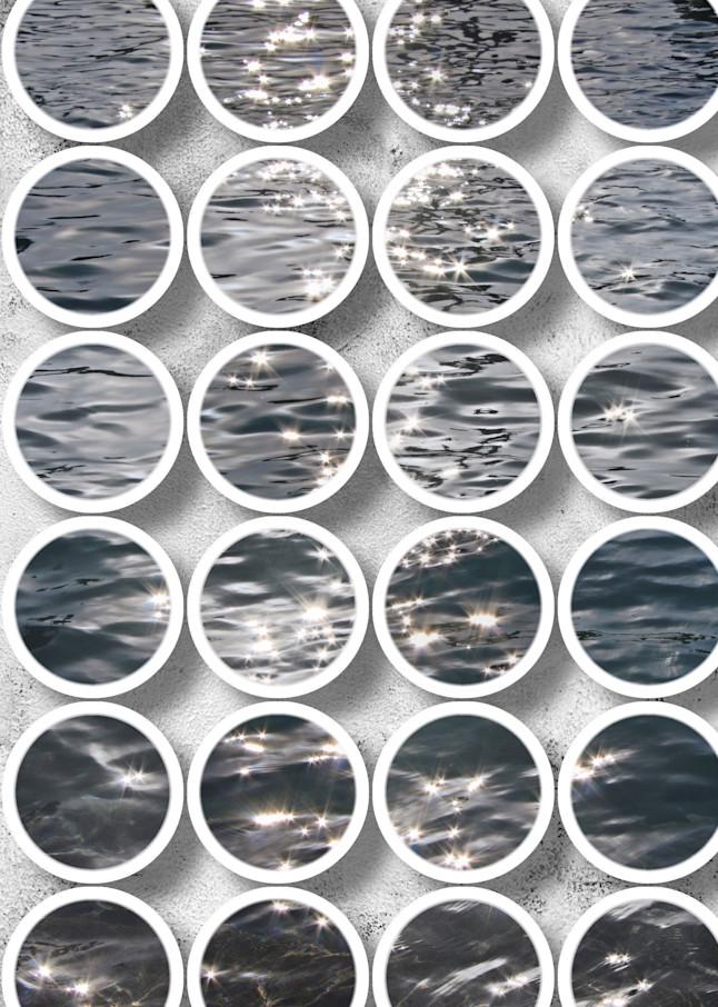 Orl 10172 1 Water Surface 30 Art | Irena Orlov Art