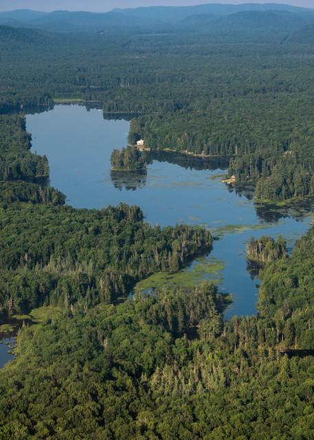 Rondaxe Lake Aerial Photography Art   Kurt Gardner Photogarphy Gallery