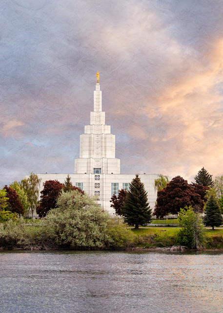 Idaho Falls Temple - Holy Places Series
