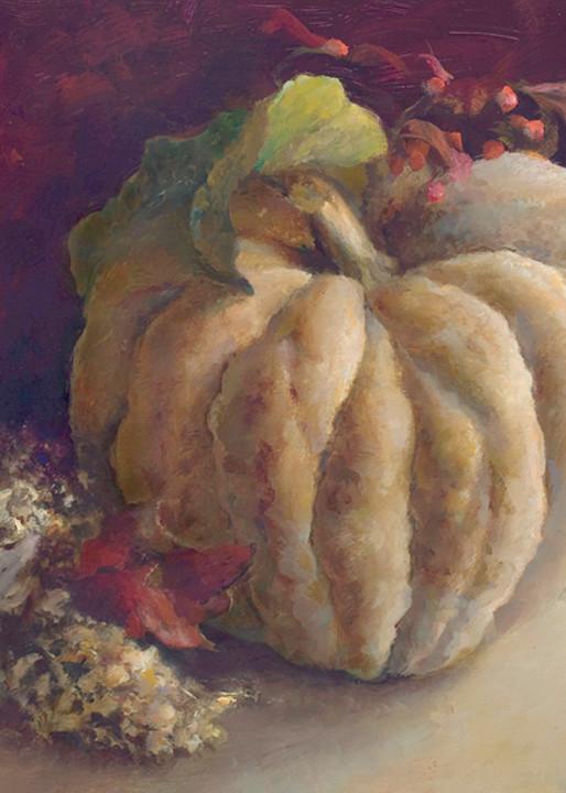 Farmer's Market Gourd - Fine Art Print