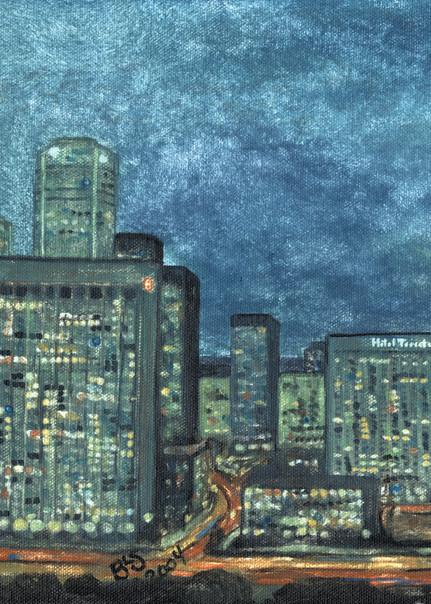 Toronto Vibrant Life Art | Blissful Bonita Art Studio & Gallery