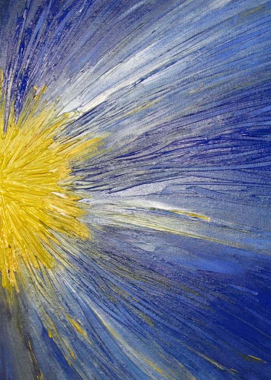Dandelion Explosion Art | Blissful Bonita Art Studio & Gallery