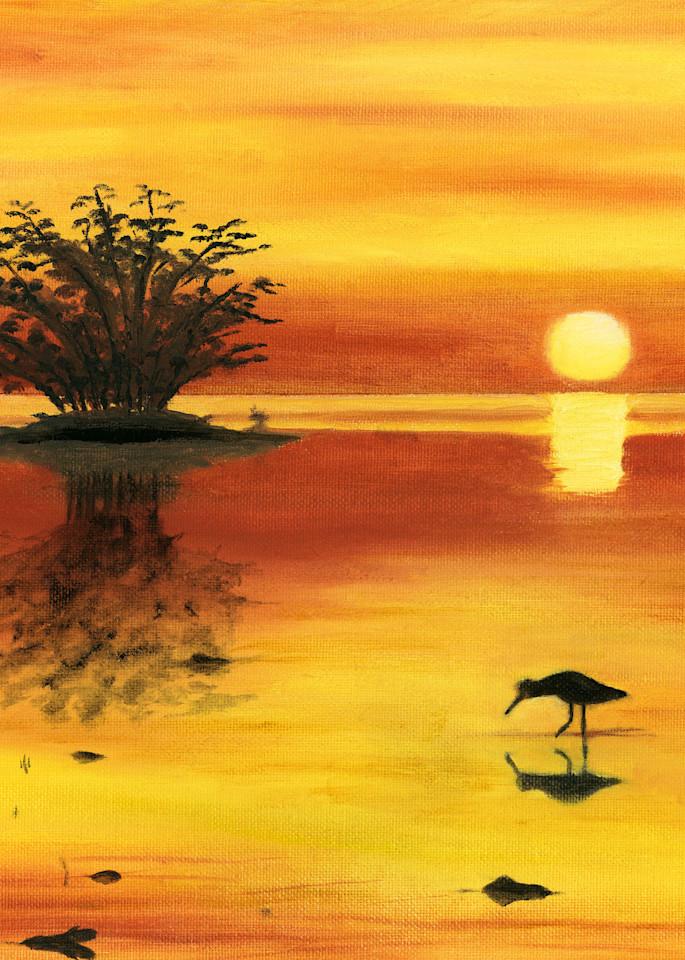 Orange-Sunset-Square