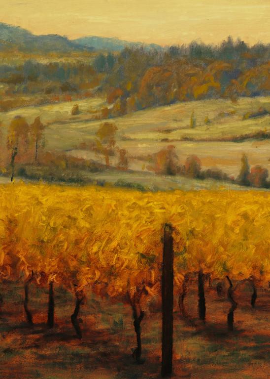 Vines Of Gold Art | Michael Orwick Arts LLC