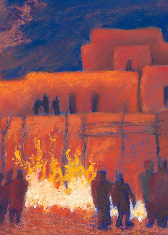 Pueblo Ritual Art | Fine Art New Mexico