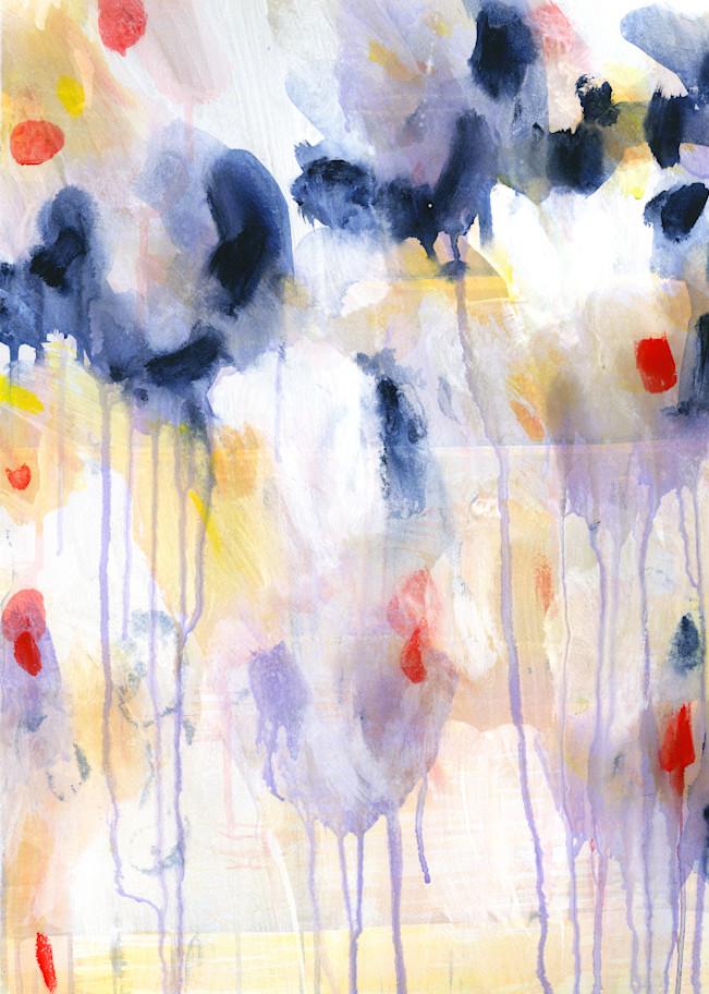 Wildflowers I Art | Caroline Wright Art