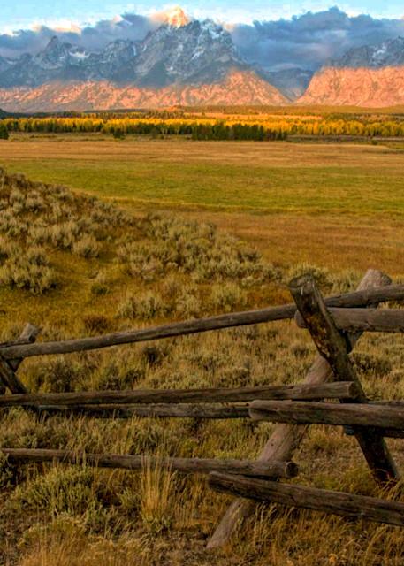 Fenced Majesty Photography Art   Images2Impact