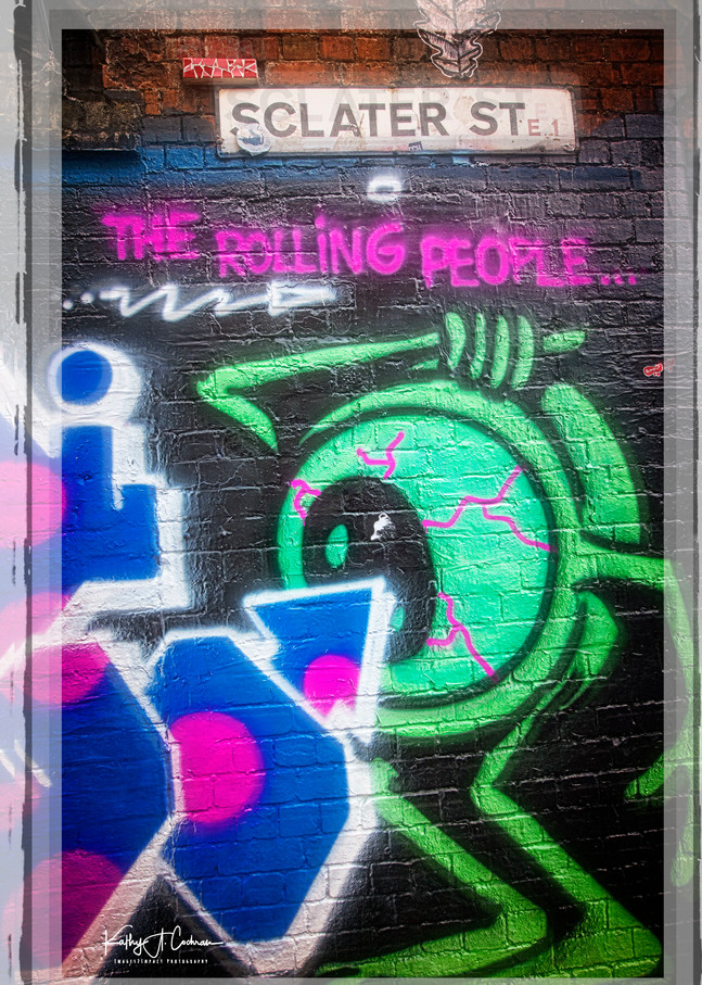 Shoreditch Graffiti 7
